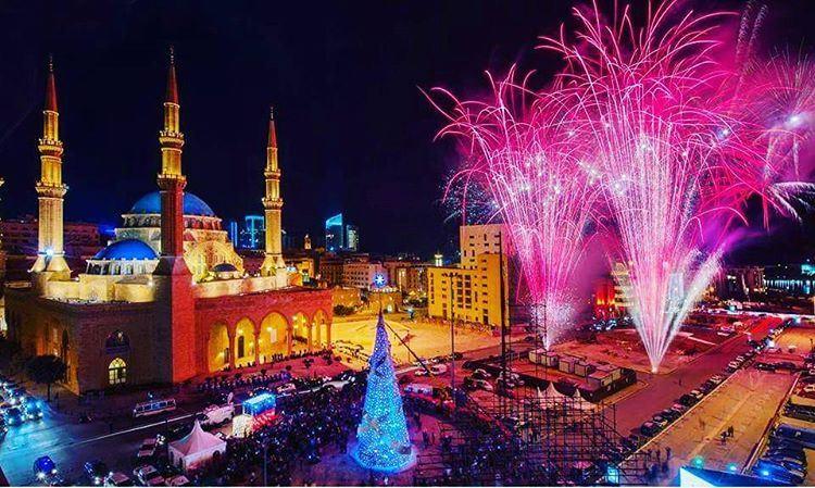 Beirut christmas Livelovelebanon mybeirut❤️ ...