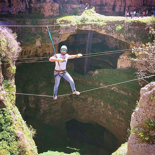 extremesports monkeybridge lebanon teambuilding activities ...