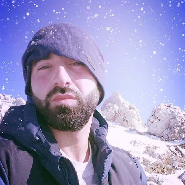 snow beard mountains lebanon teambuilding activities ...