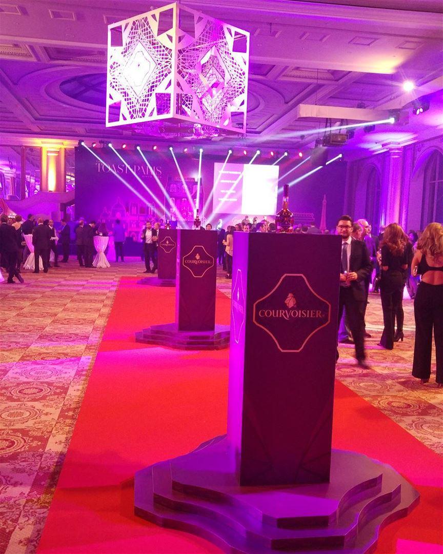 Celebration Premium Courvoisier Launch Paris Celebrity ...