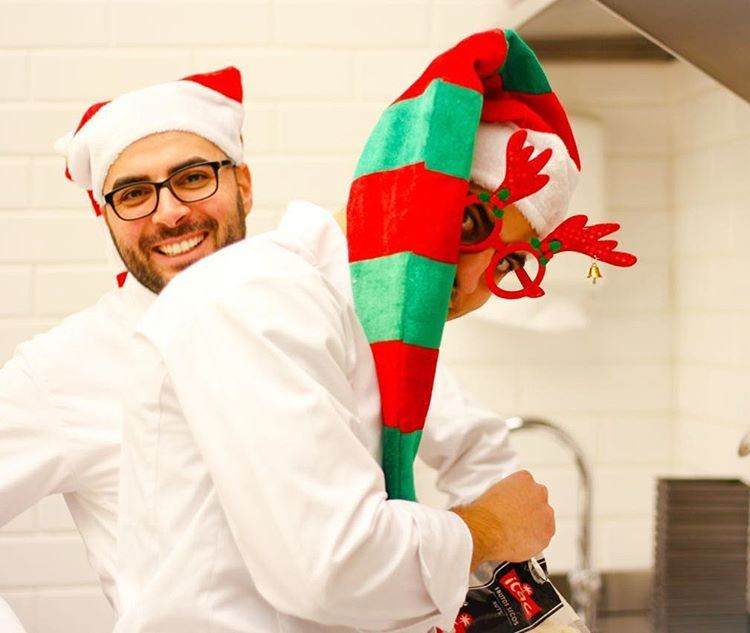 Santa's Busy Elves 🎄🎄🎄🎄🎄🎄🎄 livelovebeirut livelovefood baking ...