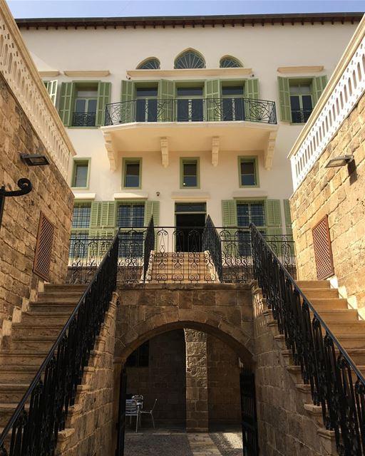 Le musée du savon 🏡🏡🏡🏡🏡🏡🏡🏡🏡 livelovebeirut livelovelebanon ... (Saida Souks)