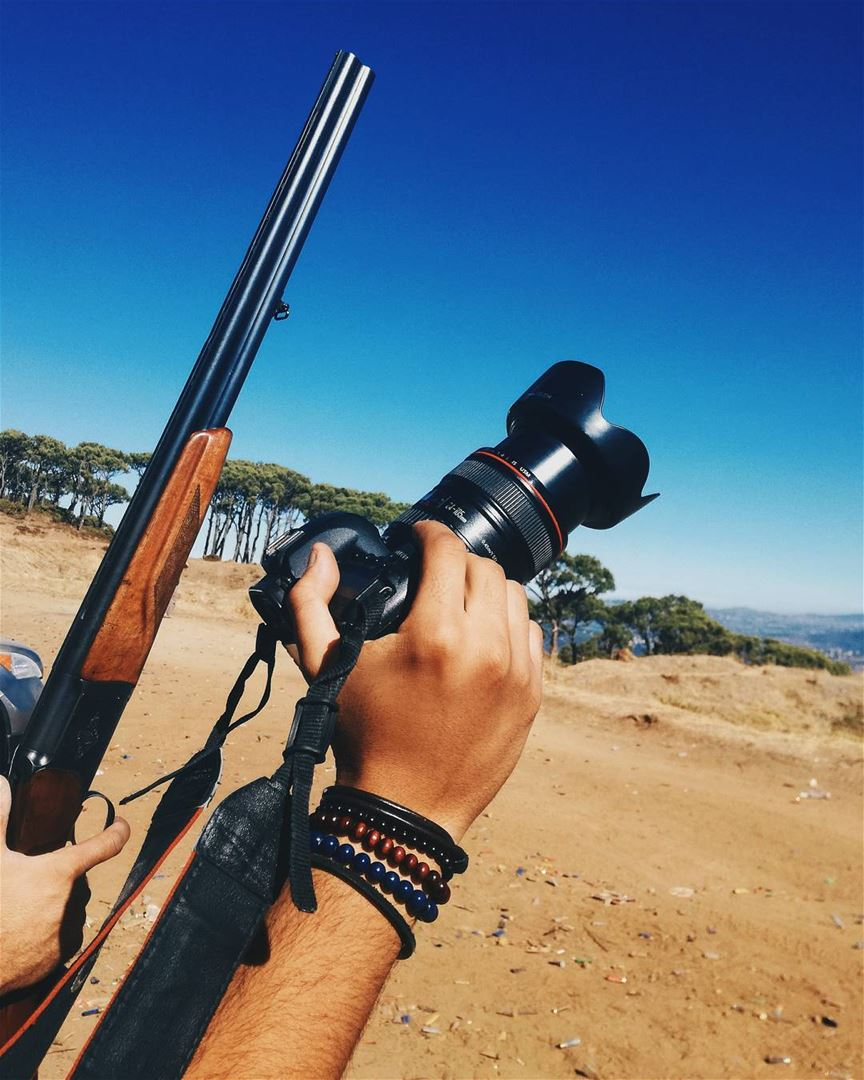 Live the adventure 📷 Hunting Trip  instapic  picoftheday  mycanon ... (Falougha - Jabal)