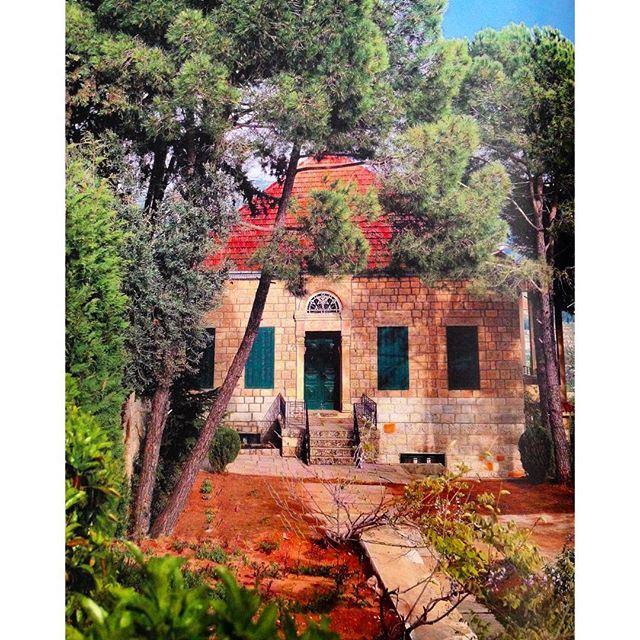 جديدة الشوف الشوف - منزل أسامه طليع ١٩٠٤ ،
