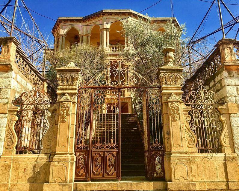A hidden 💎. insta_lebanon ig_lebanon lebanon_hdr lebanon_pictures ... (Qornet El Hamra-Lebanon)