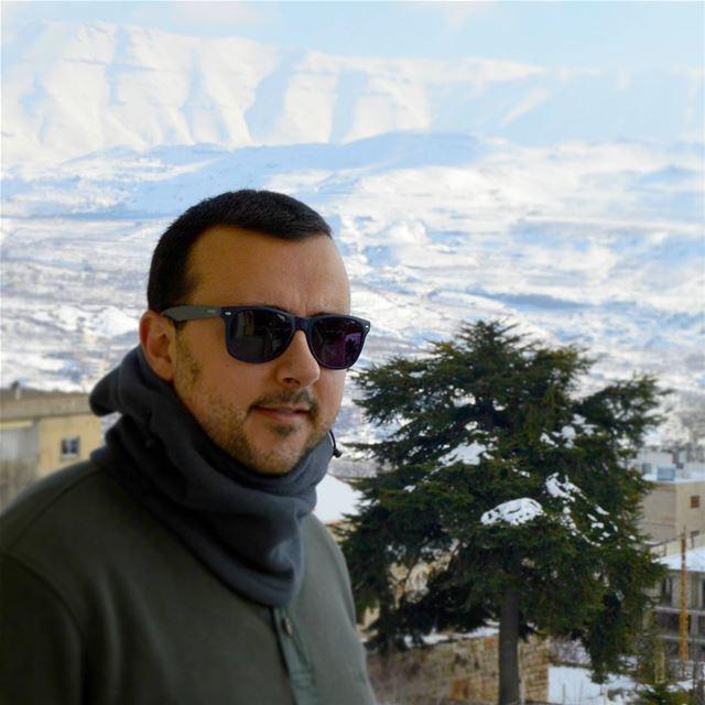 royalkhoury me ehden lebanon lebanese snow cold ice white ...