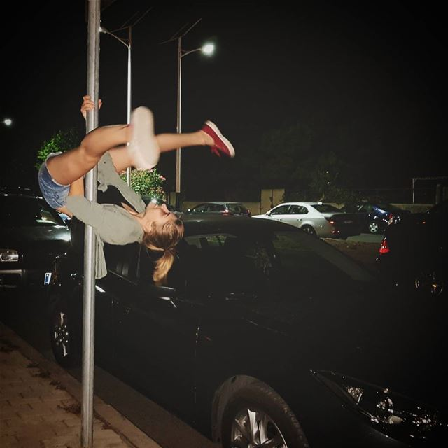 poleaddict streetpoledance polefitness chopper on the streets of ...