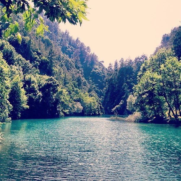 lebanon chouwen blue water...