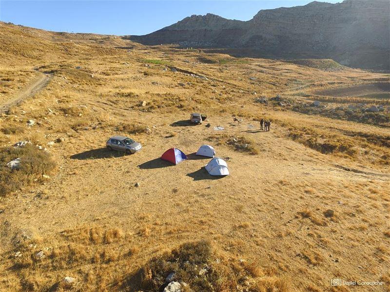 camping laklouk drone isolation ...