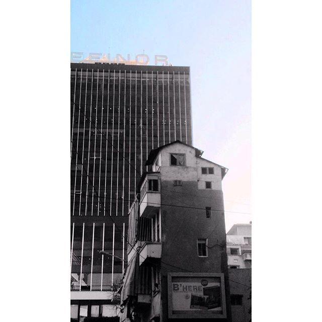 Beirut Hamra Street ,