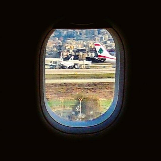 Depart heavyhearted departure windowseat leavingonajetplane etihad ... (Beirut, Lebanon)