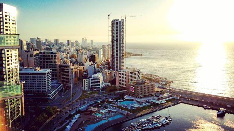 Another Way saintgeorges zaytunabay cityscapes urban landscapes ... (Beirut, Lebanon)