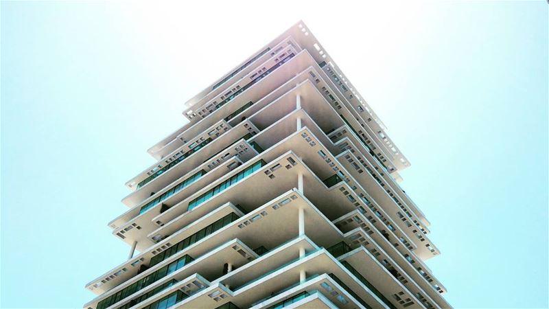 Vertical Village intothelight beirutterraces herzogdemeuron skyscraper... (Beirut Terraces)