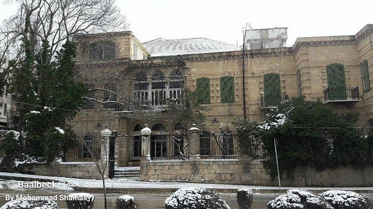 By @hamoudi_sh.98 اوتيل بالميرا Palmyra Hotel بعلبك بعلبك_الحلم لبنان...