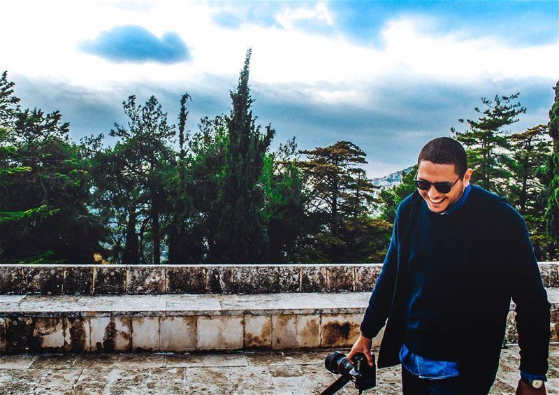 🌞 Morning Chouf Beiteddine Photography Portrait_today Spontenous ... (Beiteddine Palace)