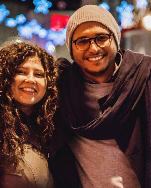 My Lovely Sister ❤️ Lebanese Tunisian Family Fashion mensFashion ... (Downtown, Beirut, Lebanon)