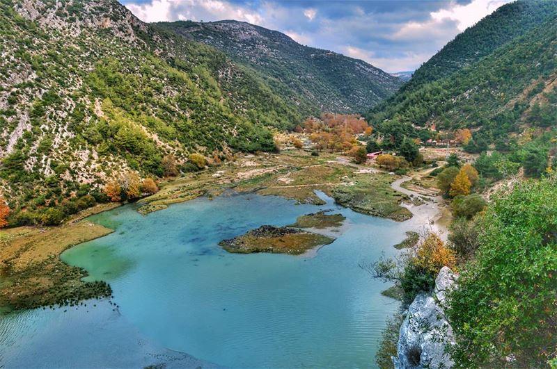 🌲🌳🌲..... landscape landscapephotography naturephotography nature... (3youn el Samak)