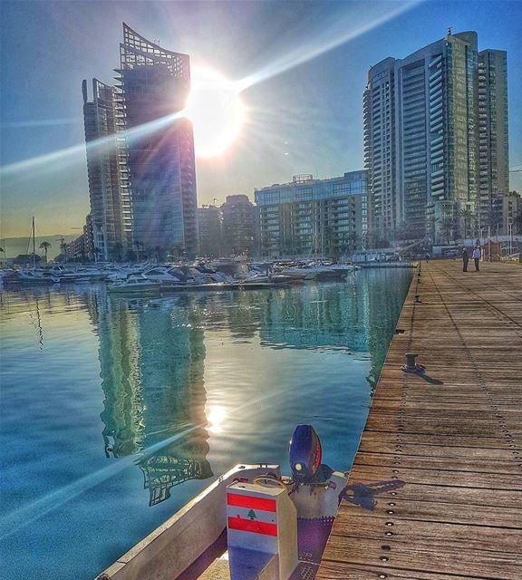 Good morning Lebanon 🔴⚪🌲⚪🔴 amazing morning beirut lebanon ...