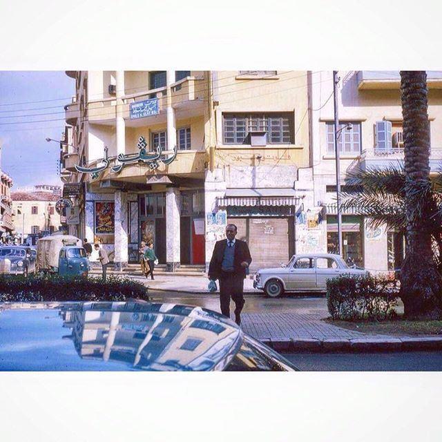 صباح الخير من طرابلس عام ١٩٦٤،