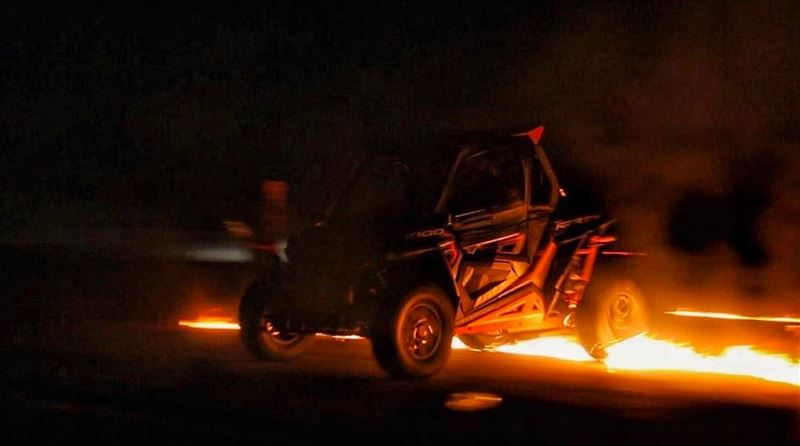 Our Customers have done it all ...including getting the RZR on fire 🔥☄️🔥...