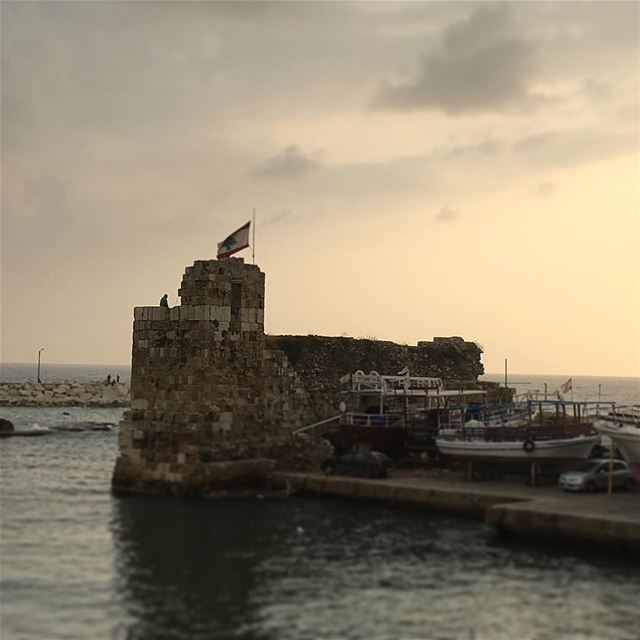 picoftheday lebanon byblos sunset nature naturelover lebanoninapicture...