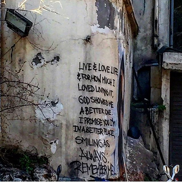 Live and love life..... beirut lebanon live love life smile god ...