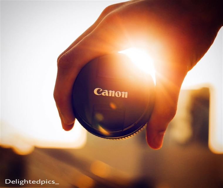 canon photography lens sunset goldenhour rooftop beirut ...