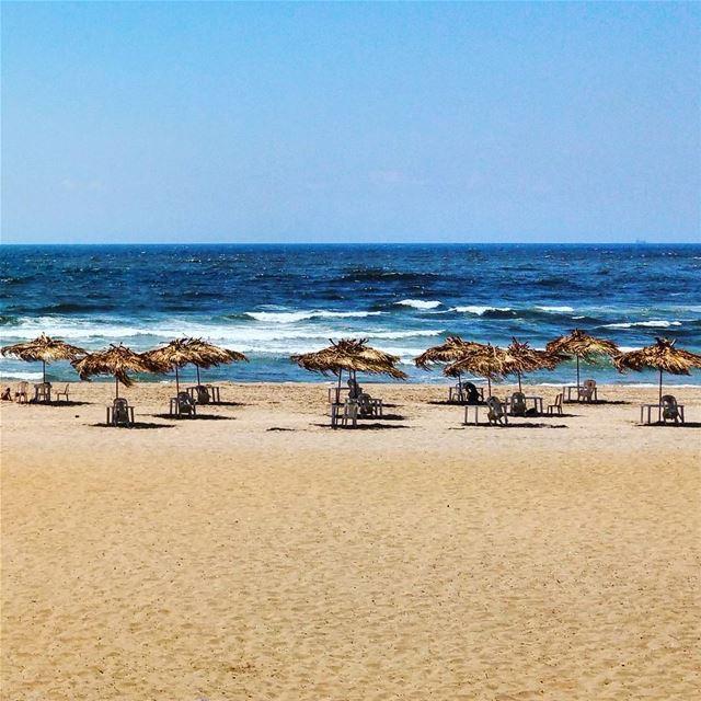 Perfect Breeze citylife beachlife bythesea mediterranean light ... (Beirut, Lebanon)