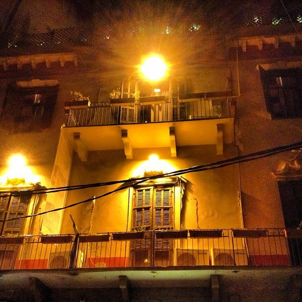 Nightlight  traditional  homes  houses  architecture  oriental  lebanese ...