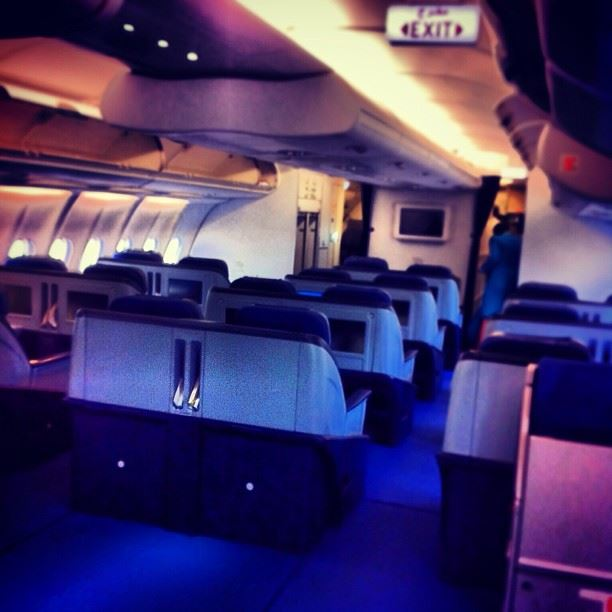 Preparation cabins flying flight aviation MEA middleeastairlines ...