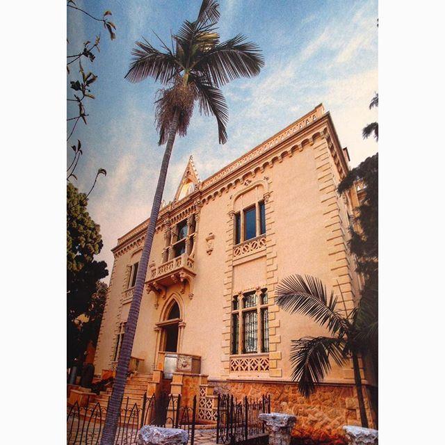 بيروت متحف روبير معّوض ١٨٩٠ ،