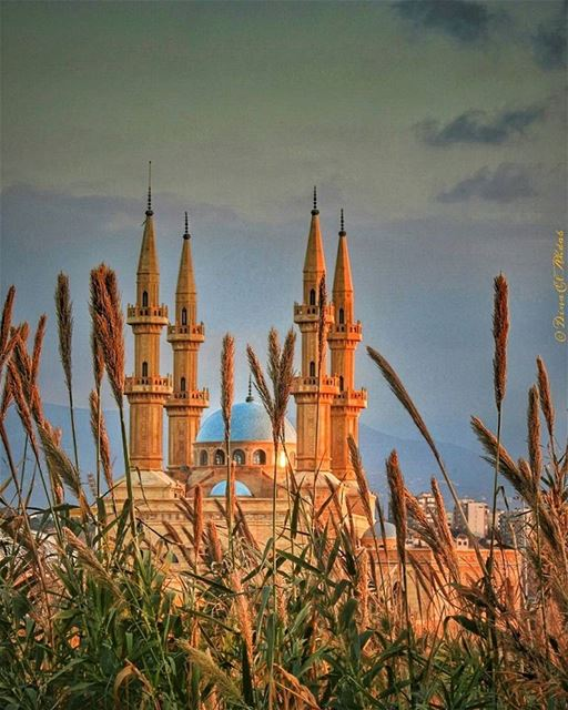 🕌 mosquee sky skylovers skyzone skyview skyline lifestyle ... (Tripoli, Lebanon)
