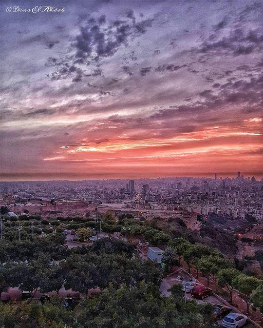 ☀️ beyrouth lebanon_hdr lebanon zoomthelife zoom urban ... (Usj Faculté Des Sciences - Mansourieh)