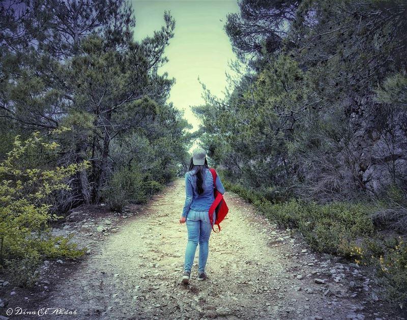 Aspirez à une existence !. . . naturephotography nature_perfection ... (La Reserve Horsh Ehden)