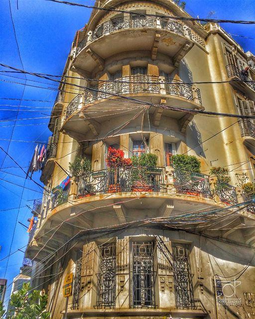 Lovely buildings in Achrafieh lebanese_nature lebanonbyalocal ...