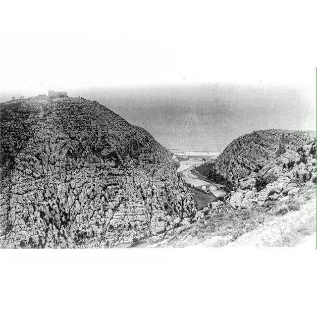 نهر الكلب ١٨٩٠-١٩٠٠،