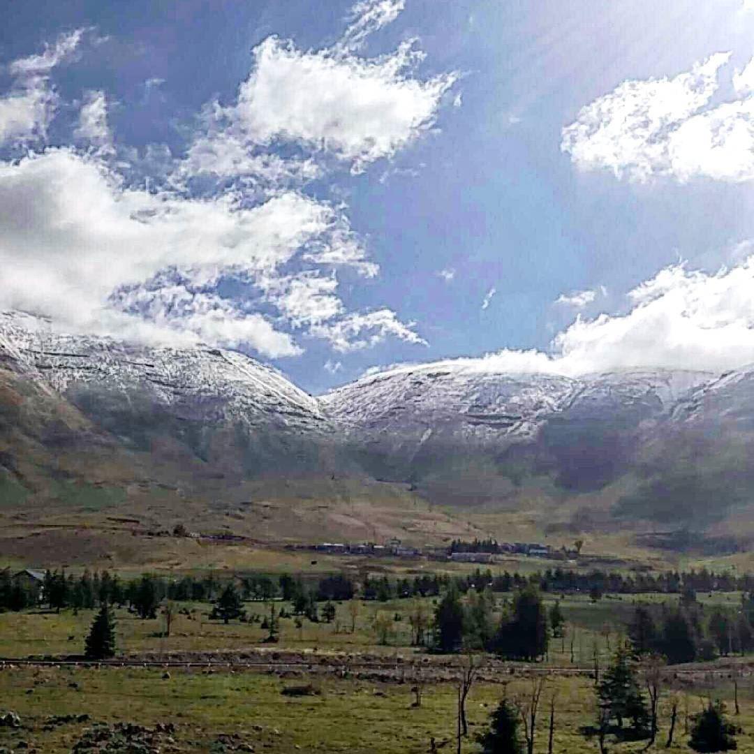 last week cedarsofgod nature naturelovers clouds mountains highestsummit...