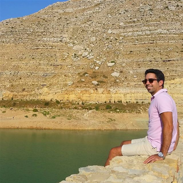 September can we restart summer?🤔 livelovebeirut wearelebanon lebanon... (Chabrouh Dam-Faraya)