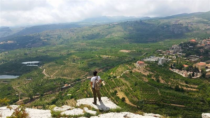 Only if you have been in the deepest valley, can you ever know how... (Akoura, Mont-Liban, Lebanon)