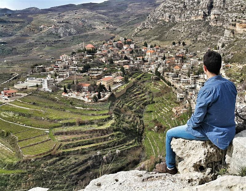Only if you have been in the deepest valley, can you ever know how... (Saydit El habs Akoura)