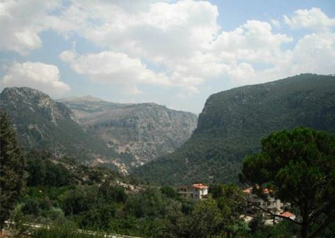 lebanon the beautiful lebanesenature in northlebanon . I took this pic...