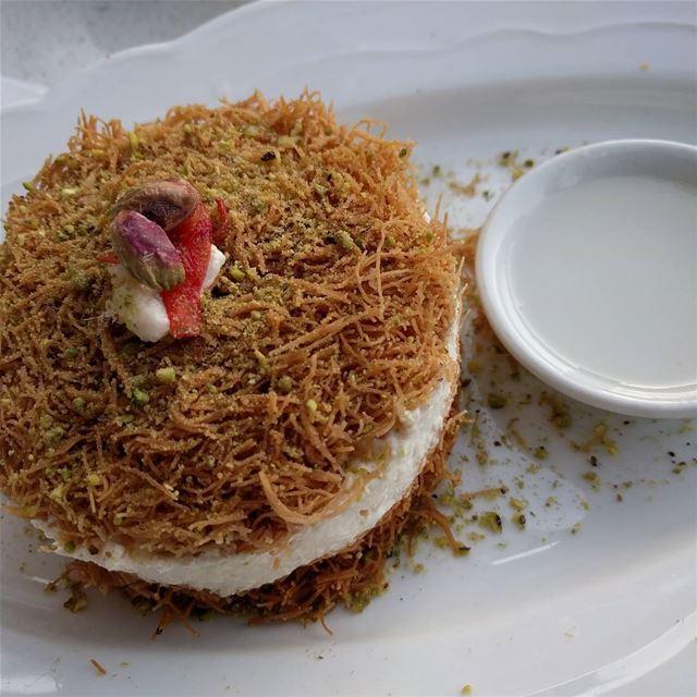 esmaliya sweetlovers❤❤❤ sweets sweet lebanesesweets sweety yummy ... (Zaitunay Bay)