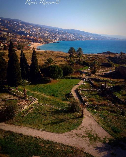 ~And when you want something, all the univers conspires in helping you... (Byblos, Lebanon)