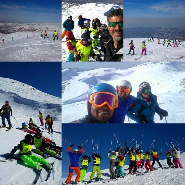 Don't limit your challenges Challenge your limits. faraya mzaar faqra ... (Faraya)