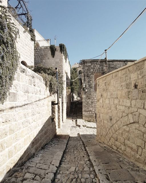 ~... Lebanon heritage architecture archilovers architecturelovers ... (Deïr El Qamar, Mont-Liban, Lebanon)