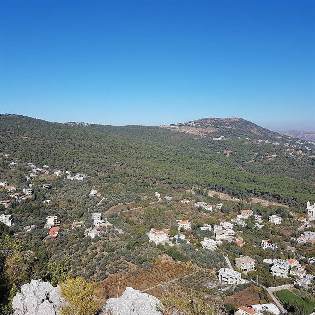 Part of my childhood... jezzine  lebanon  south  myvillage  villages ...