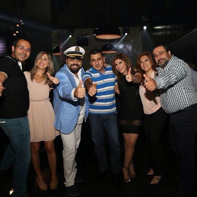 Clubbing with friends @c_k______b LebanonNightLife ilovebeirut ...