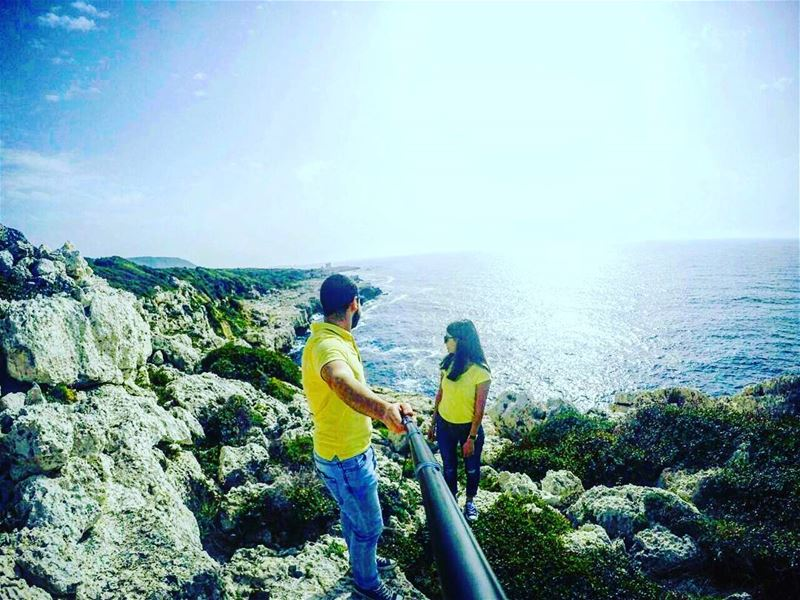 livelovelebanon goprophotography meetlebanon 🏞🌊🌳🌄 (Selaata)