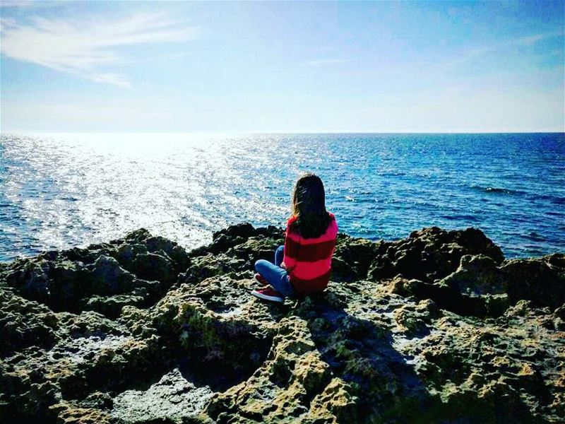 livelovebatroun livelovelebanon theloveofthesea 🌊☉🍀🌸 (Batroûn)