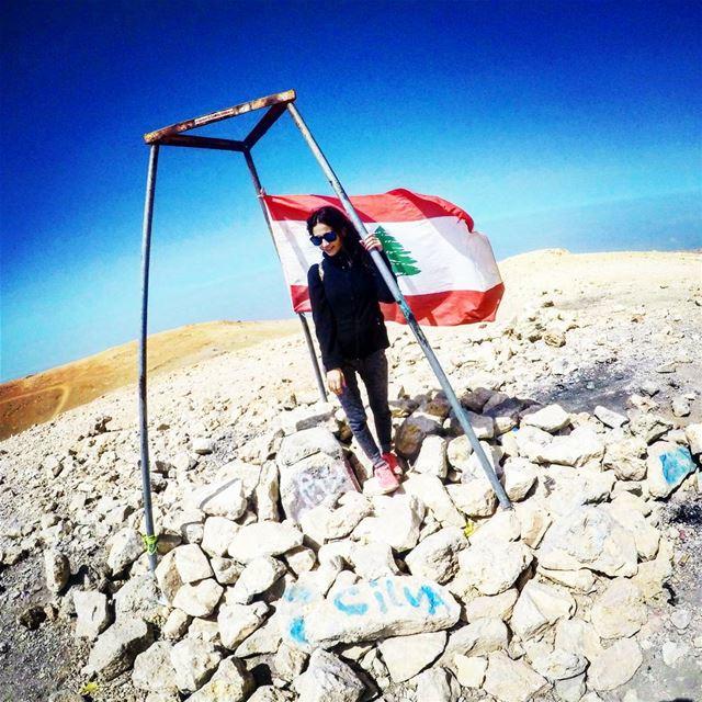 livelovelebanon meetlebanon hiking hikingadventures kornetelsawda ... (Kornet El Sawda)